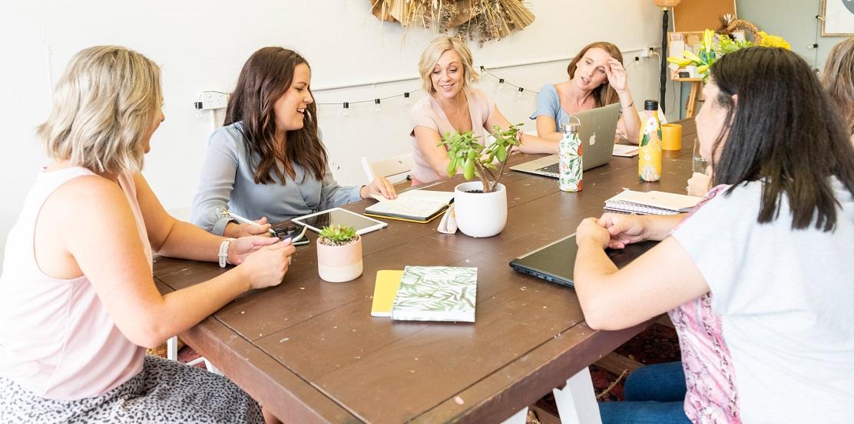 Coaching-Team-Around-Table