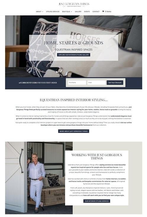 Just-Gorgeous-Things-Post-Rebrand-Website-Snapshot