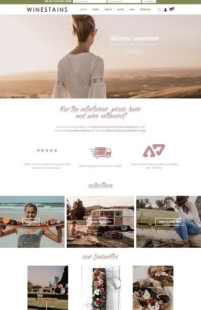 Kristal-Website-Before