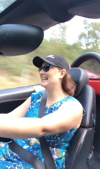 Driving-Ferrari-Sydney