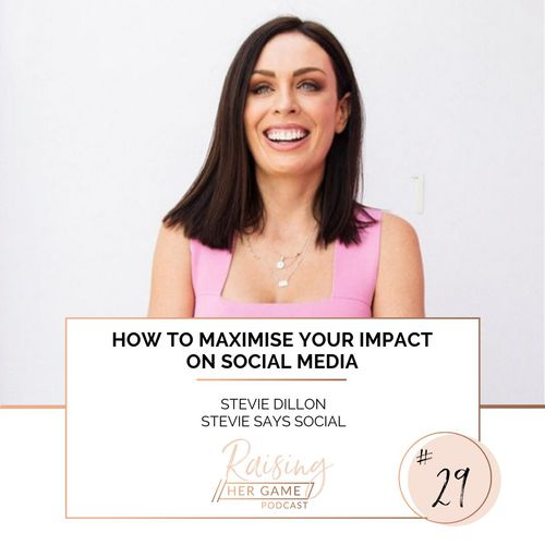 Ep29. How to maximise your impact on social media