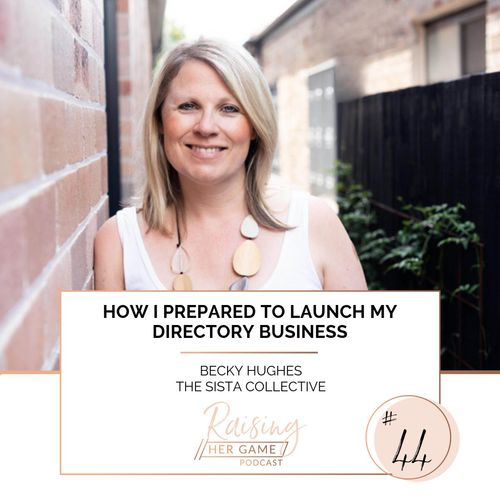 Ep44. How I prepared to launch my directory business