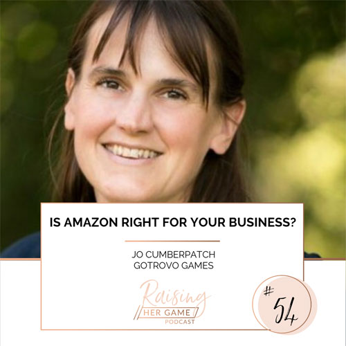 Ep54. Is Amazon right for your business?