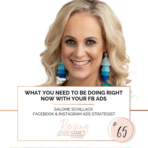 Ep65. What you need to be doing right now with your FB Ads