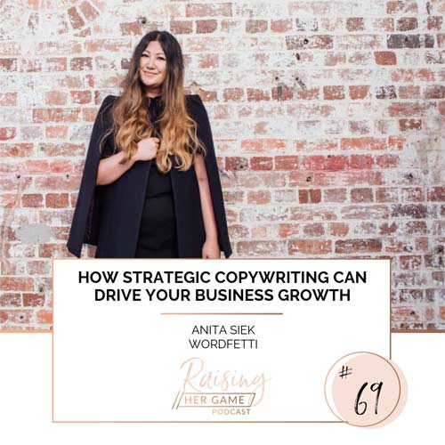 Ep69. How strategic copywriting can drive your business growth