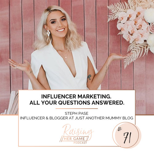 Ep71. Influencer Marketing. All your questions answered.