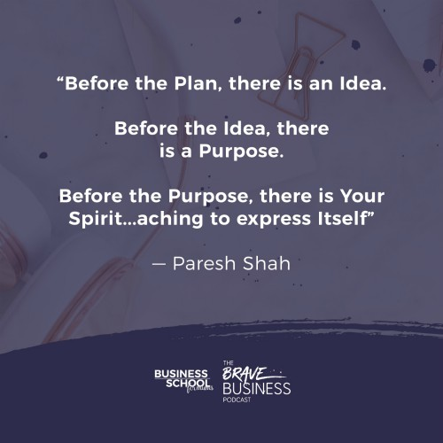 Paresh Shah Inspirational Quote