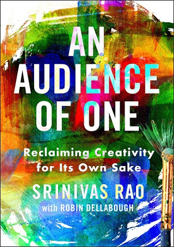 Srini Rao-Book Cover An Audience of One